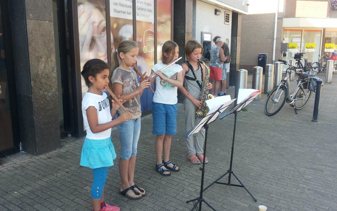 Doe mee met het Cultuurhuisorkest in de zomer