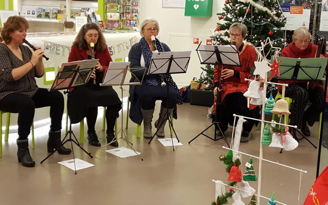 Kerstmarkt in Cultuurhuis Woudenberg