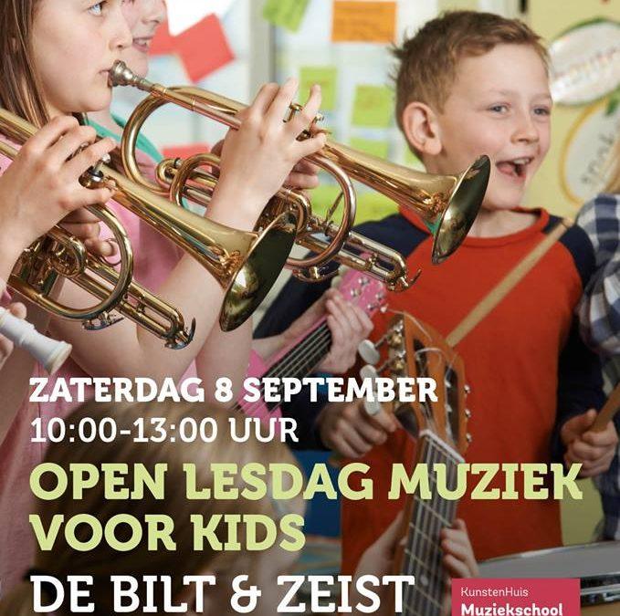 Open Lesdag KunstenHuis De Bilt/Zeist